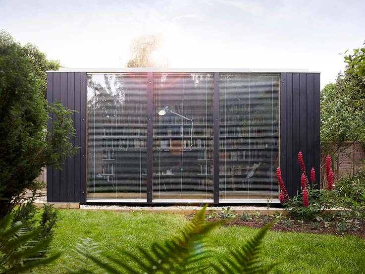 Garden library, Oxfordshire – 3-bay Modular