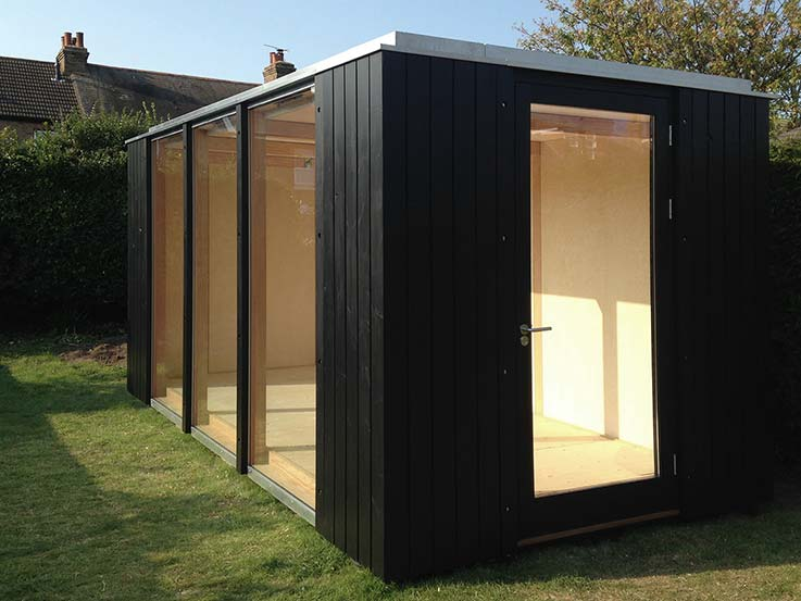 Testimonials 3rdspace modular garden rooms and bespoke for Modular garden rooms