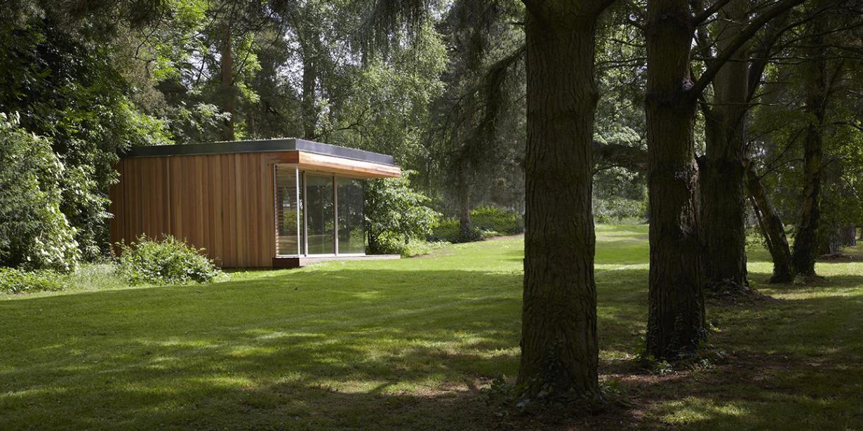 Bespoke Garden Room Pilates Studio