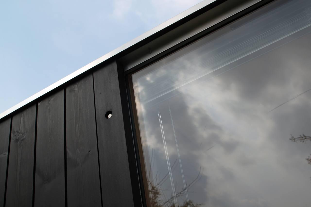 Modular Garden Room – Exterior detail