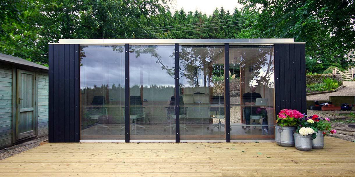 4-Bay Modular Garden Room