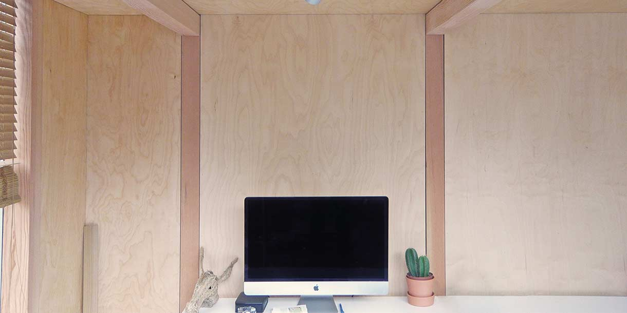 Modular Garden Room Interior