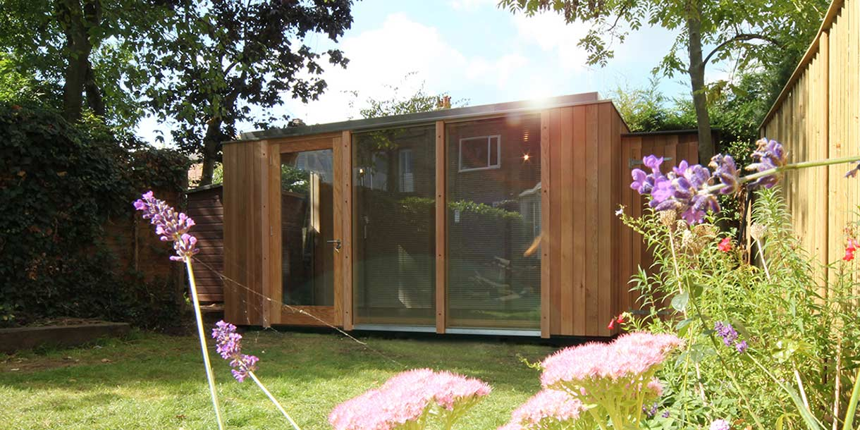 Modular garden room 3rdspace modular garden rooms and for Modular garden rooms