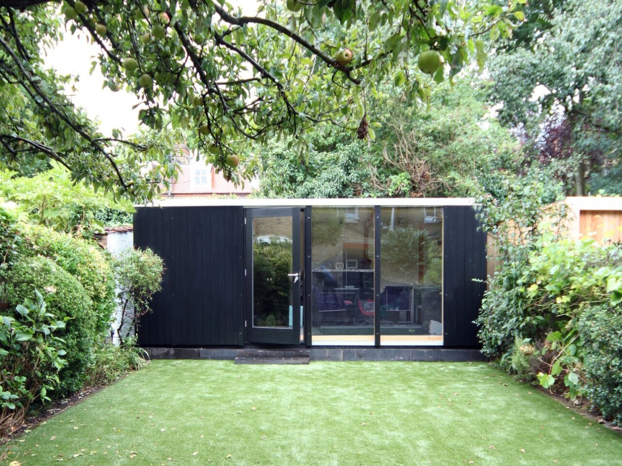 Multi-Function Garden Room – Chiswick, West London