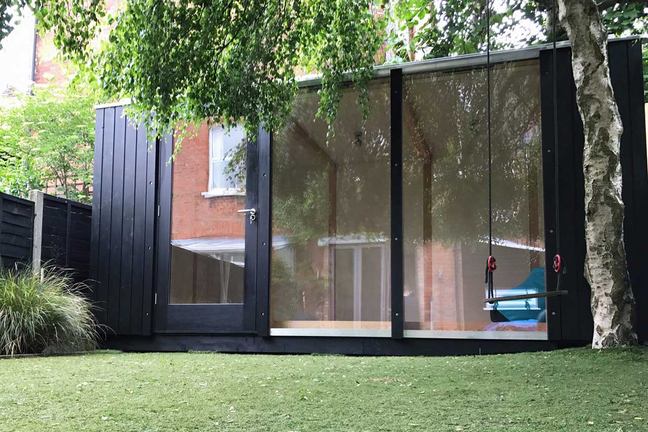 3-Bay Modular Garden Room