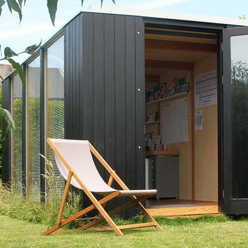 3rdspace modular garden rooms and bespoke buildings for Garden studio uk