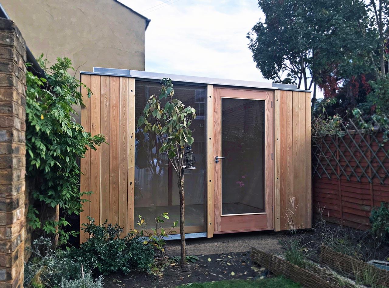 3rdSpace Modular Garden Room